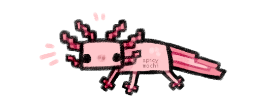 square axolotl
