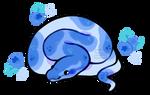 blueberry snake