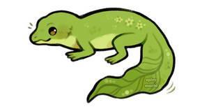 leaf lizard