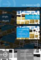 Metro Business Card by Rafael-Olivra