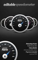 Editable Speedometer by Rafael-Olivra