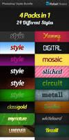 Photoshop Styles Bundle