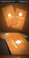 Orangejuice Business Card