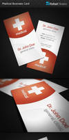 Medical Business Card by Rafael-Olivra