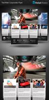 TechNet Corporate Flyer by Rafael-Olivra