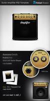 Guitar Amplifier PSD Template