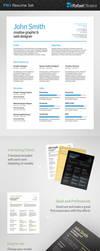 Pro Resume Set by Rafael-Olivra