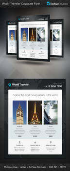 World Traveler Corporate Flyer