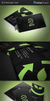 ECO Business Card by Rafael-Olivra