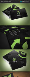 ECO Business Card by Rafael-Olivra