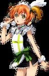 Love Live! Render 5: Hoshizora Rin render