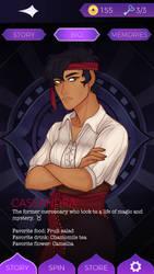 [The Arcana] Apprentice Cassandra
