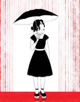 Red Rain by Shira-chan