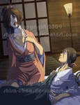 Commission - HisanaKuchiki 2