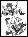 Saiyuki Versus - Goku