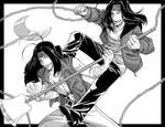 Saiyuki Versus - Gojyo