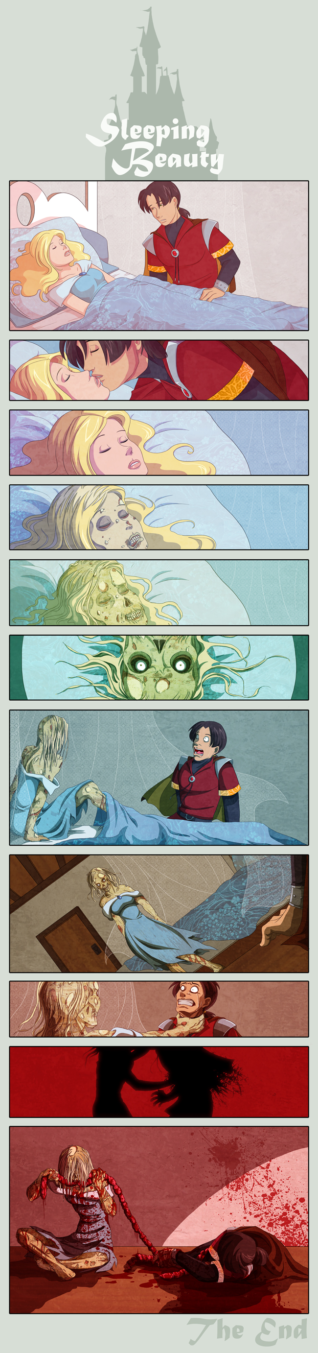 Twisted Fairy Tale by Shira-chan