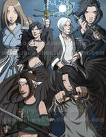 Commission - Koreiryuu by Shira-chan