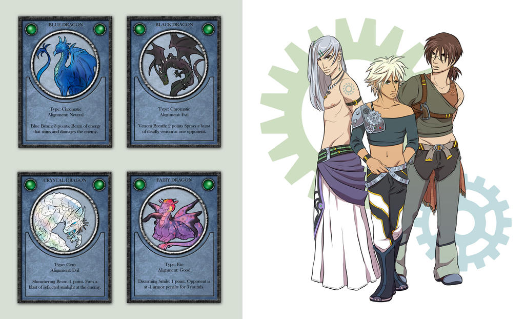 Total Dragon Seeker Takuma by Shira-chan