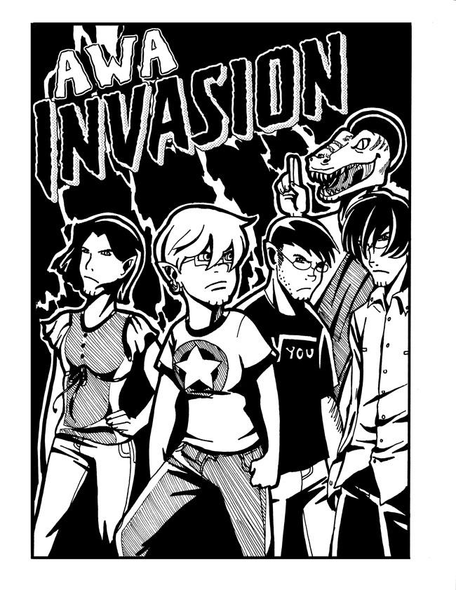 Kastle Comics - 18 by Shira-chan