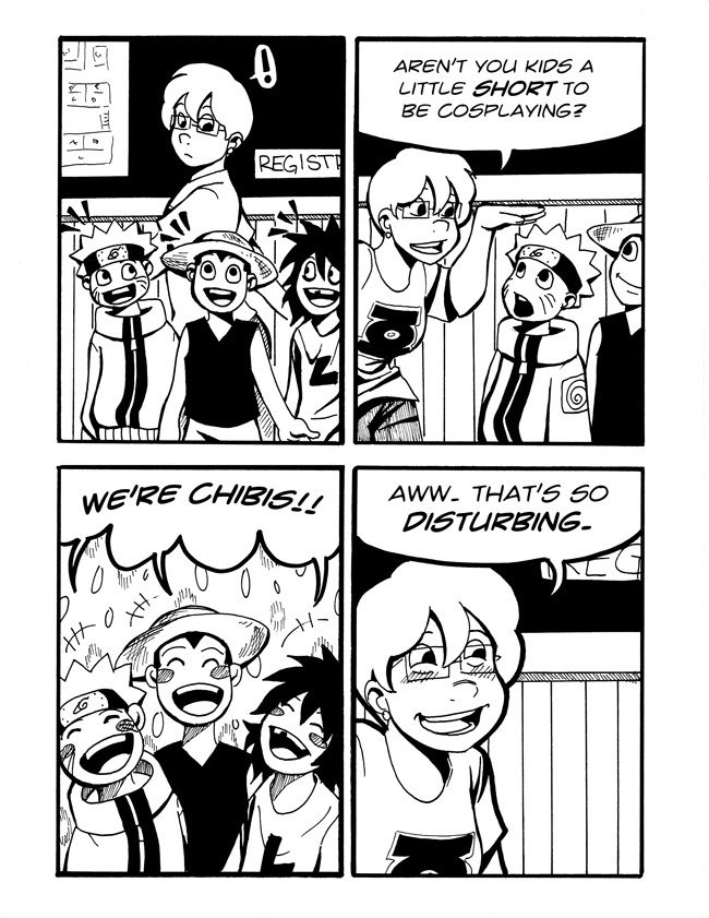 Kastle Comics - 32 by Shira-chan