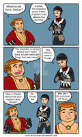 Dragon Age: Inquisition - Inquisitor's Kitties P1