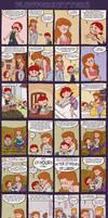 Fluffernutters Part 6 Books, Hospitals, and Baths