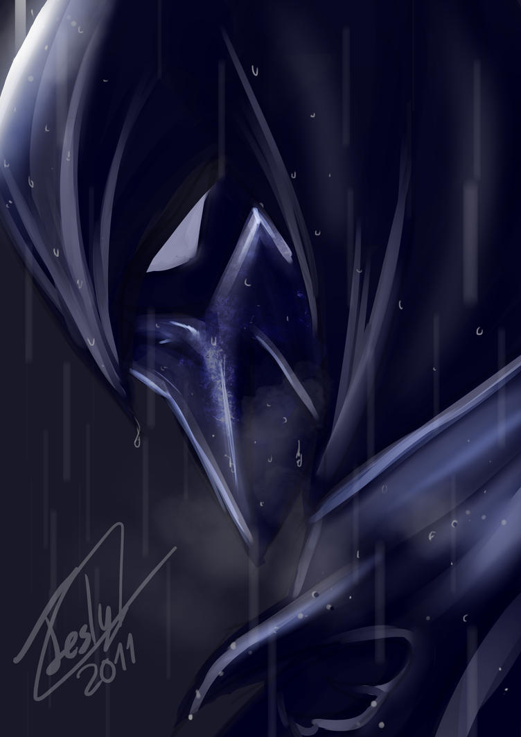 Mask of Phantasm by WinterSpectrum