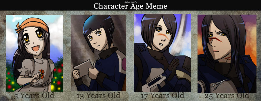 Age meme: spartan D41 by WinterSpectrum
