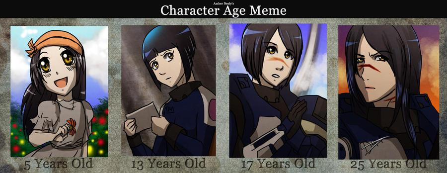 Age meme: spartan D41 by WinterSpectrum