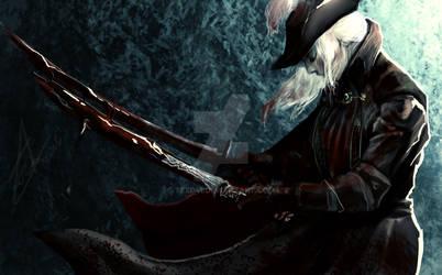 Bloodborne- Lady Maria
