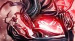 Bloodborne- Moon Presence by TexD41