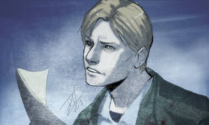 Silent Hill 2- that letter