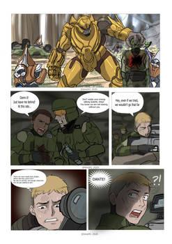 Halo SoS: CH1 Page 1