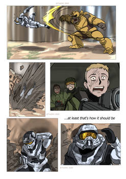 Halo SoS: CH1 Page 4