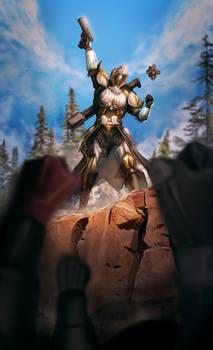Destiny Painting Commission