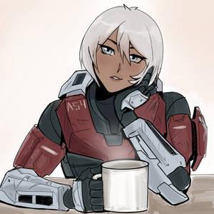 Latte Spartan