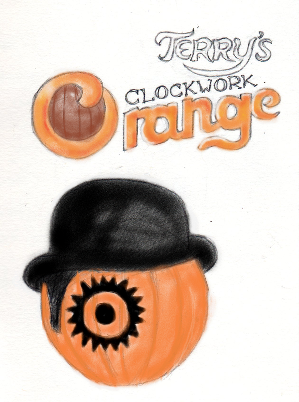 clockwork orange essays