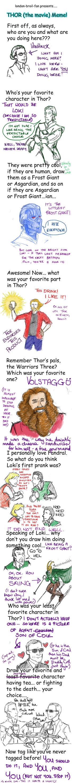 Thor Movie Meme by VanHinck