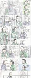 Pg 16- Loki + Dr.S- Literal by VanHinck