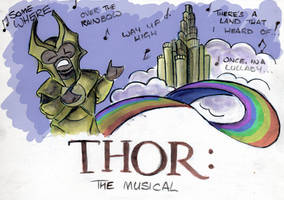 Thor 2: The Musical