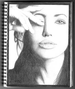 Angelina Jolie -by me-