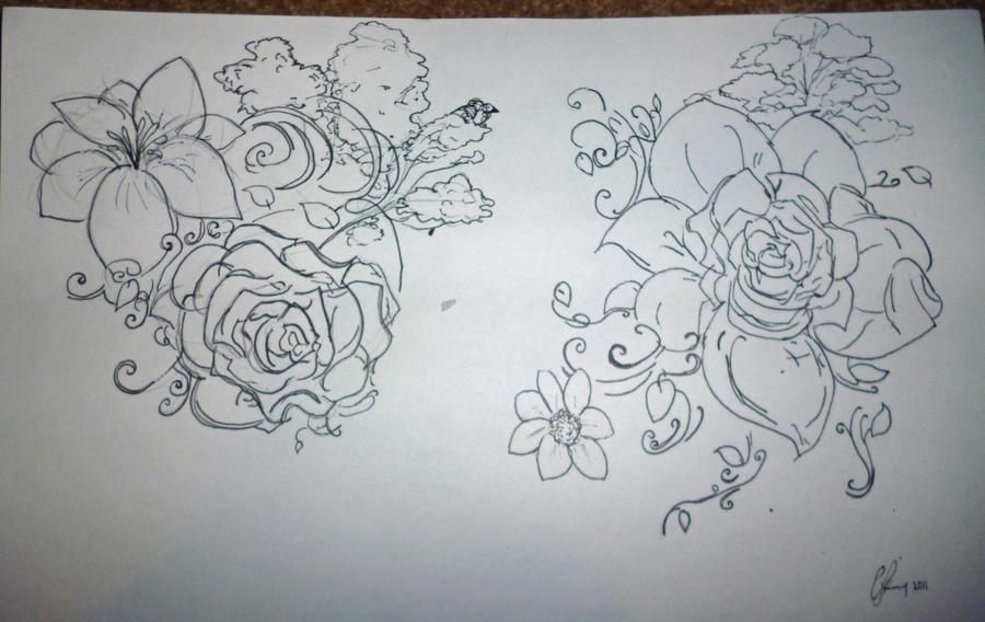 Basic Art Designs : Basic tattoo designs by deadman on deviantart
