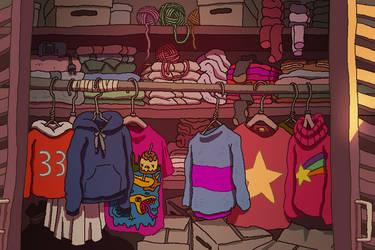 Cats Closet by ProNice