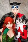 Batman: Poison Ivy - Gotham City Sirens