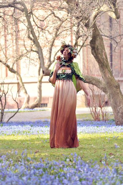 spring breeze by Naraku-Sippschaft