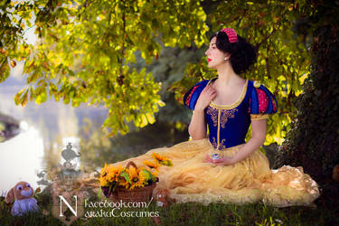Snowwhite - Disney by Naraku-Sippschaft