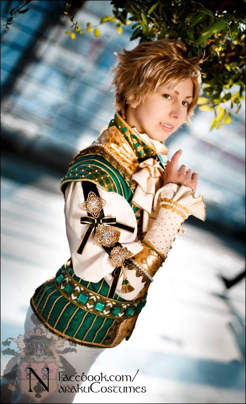 Prince Emerauld - Sakizou by Naraku-Sippschaft