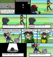 Dank Midori #38 - Pokemon AU by TheCittiverse