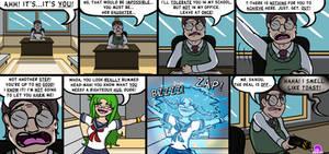 Dank Midori #54 - The Headmaster by TheCittiverse
